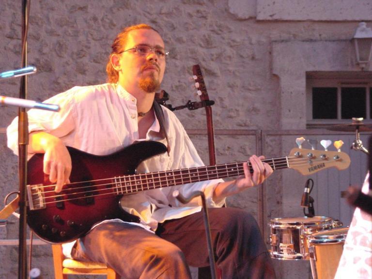 """Louis, festival """"village sessions"""" 2007"""