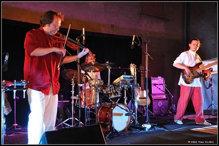Fête de la musique Digne les bains 2011
