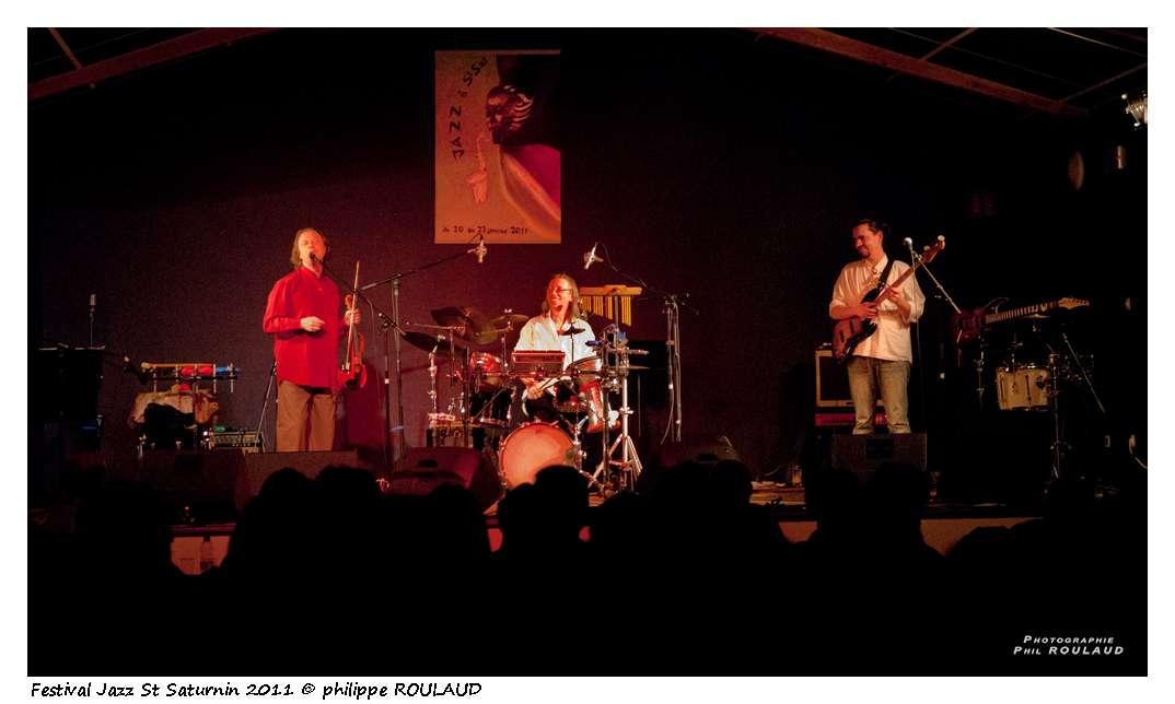 """Festival """"Jazz à Saint Sat"""" 2011"""