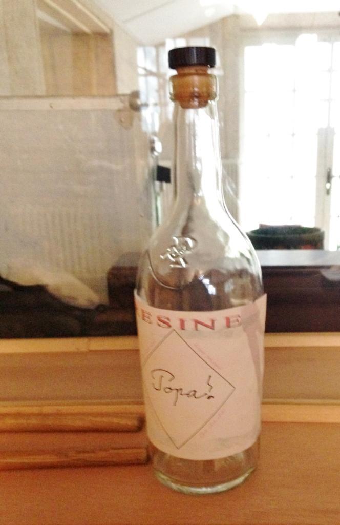 Le resine, vin djaämik