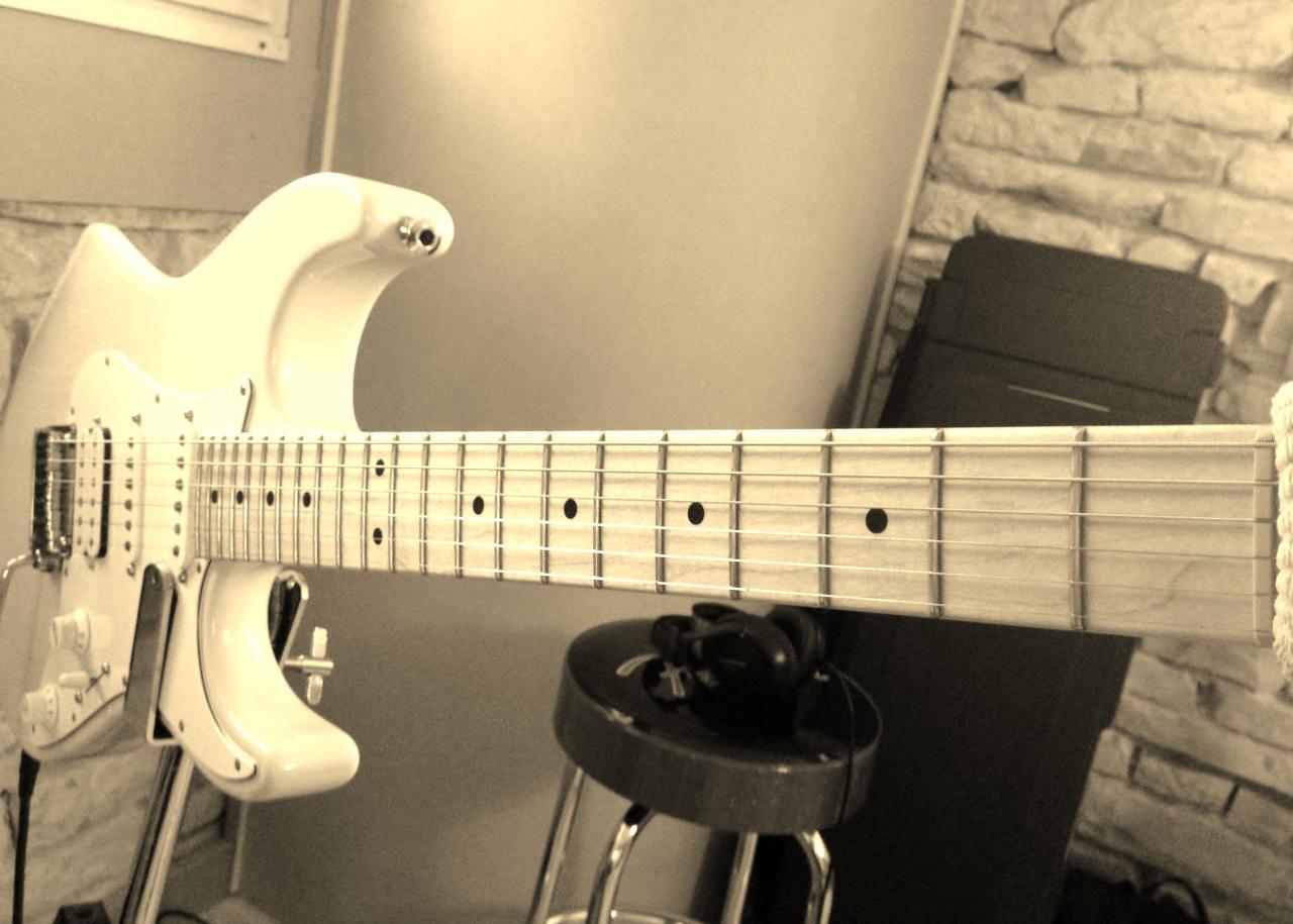 Guitare Louis